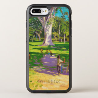 Kricketmatch botanische Gärten Dominica OtterBox Symmetry iPhone 8 Plus/7 Plus Hülle