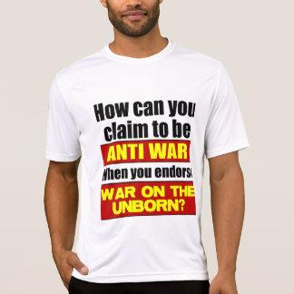 Krieg auf dem ungeborenen? T-Shirt
