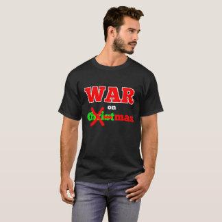 """""""Krieg auf Weihnachten"""" T - Shirt"""