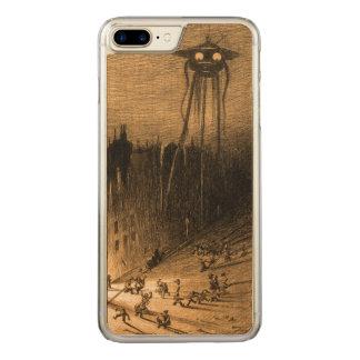 Krieg der Welten Carved iPhone 8 Plus/7 Plus Hülle