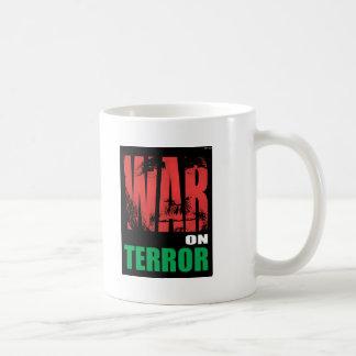Krieg gegen den Terror Kaffeetasse