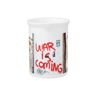 Krieg kommt krug