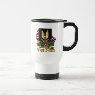 Krieg spezieller Fluglinienverkehr Dämpfungsregler Kaffeetassen