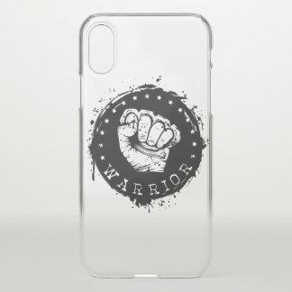 Krieger iPhone X Hülle