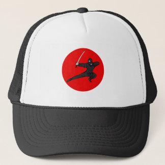 Krieger Japans Ninja Truckerkappe