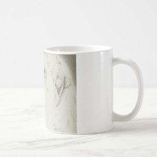 Krieger Kaffeetasse