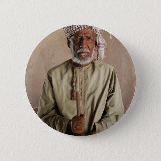 Kriegers-Telefon-Kasten von Oman Runder Button 5,1 Cm