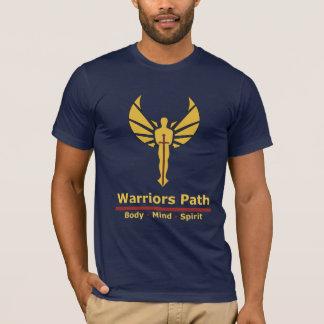 Kriegers-Weg-Marine-Blau T T-Shirt