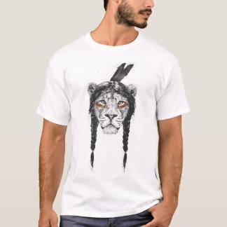 Kriegerslöwe T-Shirt