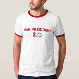 Kriegs-Präsident 2,0 T-Shirt