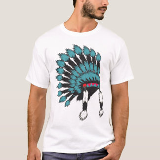 Kriegsmütze - smokey mtns. Cherokee T-Shirt