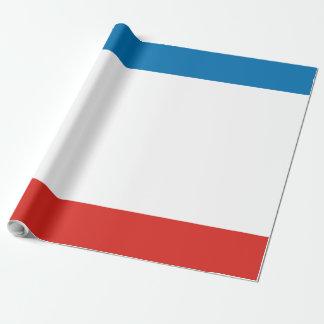 Krim-Flagge Geschenkpapier