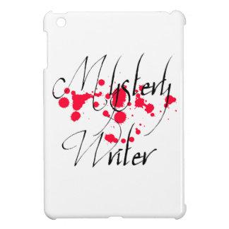 Krimiautor iPad Mini Hülle