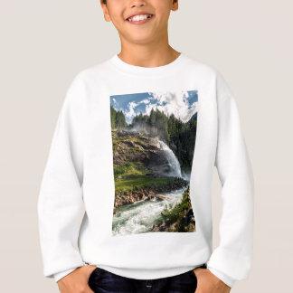 krimml Wasserfall, Österreich Sweatshirt