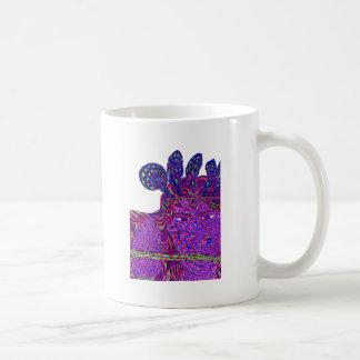 Krishna um Mitternacht Kaffeetasse
