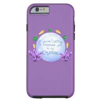 Kristall-Telefon-Kasten Tough iPhone 6 Hülle