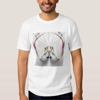 Kristalleindruck 4b t shirts