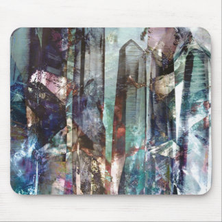 Kristallene abstrakte 2 Geschenke Mousepad
