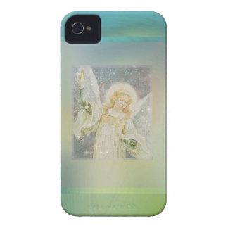 Kristallengel Case-Mate iPhone 4 Hülle