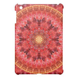 Kristallfeuer-Mandala iPad Mini Hülle