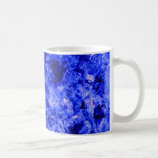 Kristallisiert durch Kenneth Yoncich Kaffeetasse
