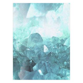 Kristallminze Tischdecke