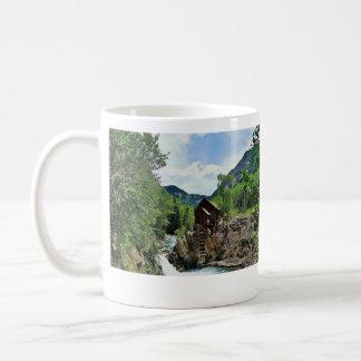Kristallmühle Colorado Kaffeetasse