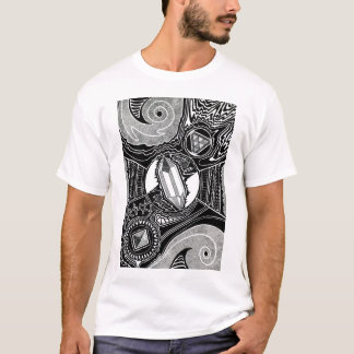 Kristallographie T-Shirt