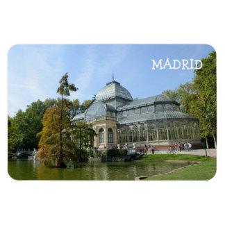 Kristallpalast, Madrid-Prämien-Magnet Magnet