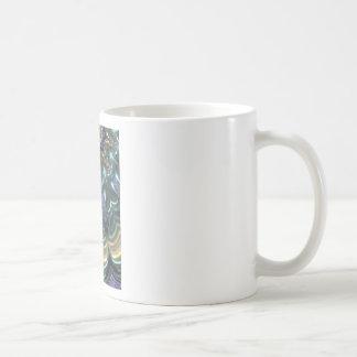 Kristallsun-Reflexionen Kaffeetasse
