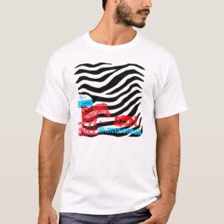 KRN Skateboards Zebra Ian Erickson für KRN skatebo T-Shirt