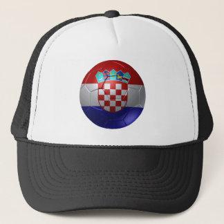 Kroatien-Ball Truckerkappe