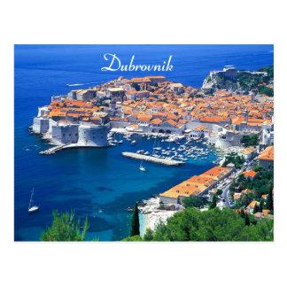 Kroatien - Dubrovnik Postkarte