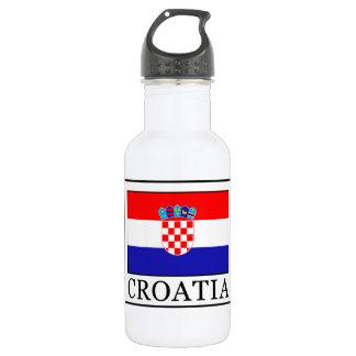 Kroatien Edelstahlflasche
