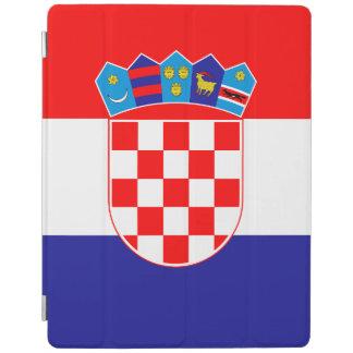 Kroatien-Flagge iPad intelligente Abdeckung iPad Smart Cover