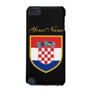 Kroatien-Flagge iPod Touch 5G Hülle
