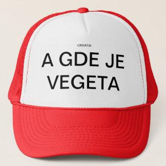 Kroatien hrvatska gde je vegeta truckerkappe