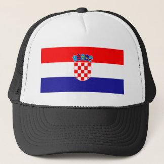 Kroatien Hrvatska Truckerkappe