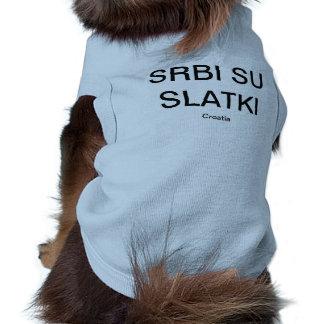 Kroatien hrvatske srbi SU slatki Shirt