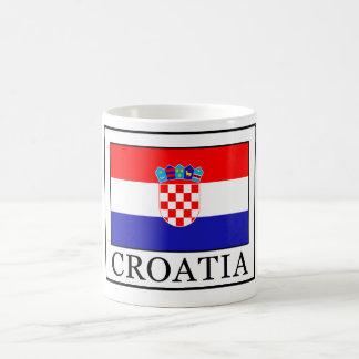 Kroatien Kaffeetasse