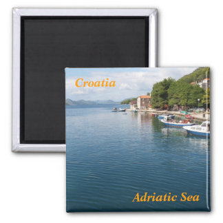 Kroatien-Kühlschrankmagnet