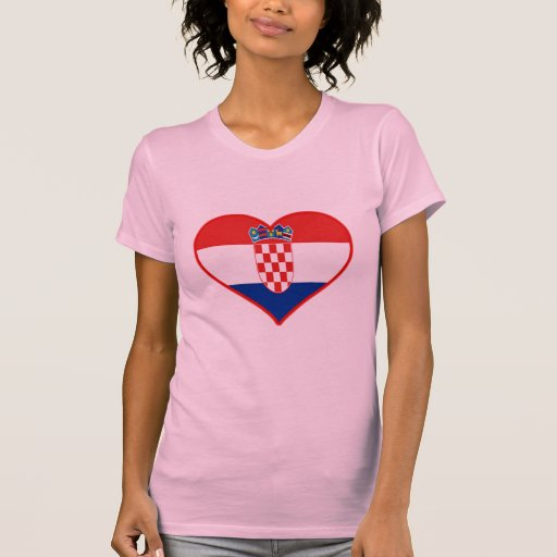 Kroatien-Liebe T-Shirts