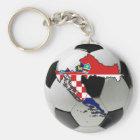 Kroatien-Nationalmannschaft Schlüsselanhänger