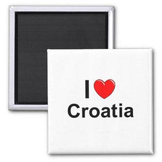 Kroatien Quadratischer Magnet