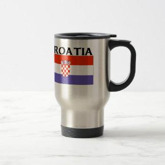 Kroatien Reisebecher