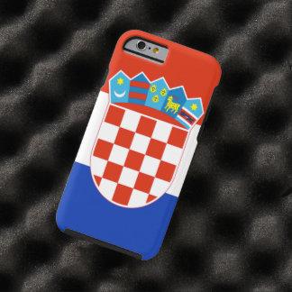Kroatien Tough iPhone 6 Hülle