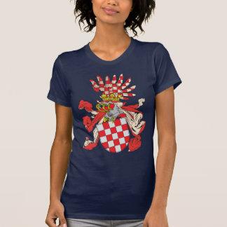 Kroatien-Wappen (19. Jahrhundert) T-Shirt