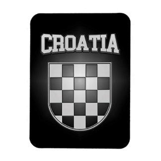 Kroatien-Wappen Magnet