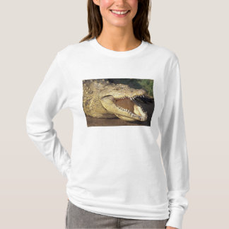 Krokodil Afrikas, Südafrika Nil T-Shirt