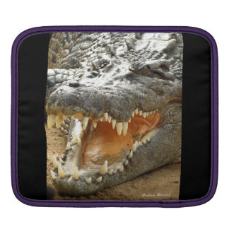 Krokodil iPad Fall iPad Sleeve